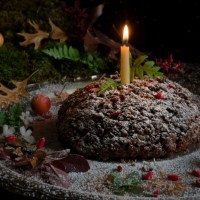 Cake For The Priestesses Of The Dead