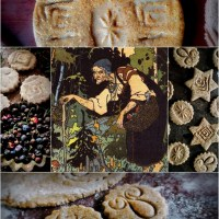 Baba Yaga's Wild Spiced Honey Cookies