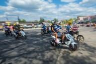 motoparāde 2017
