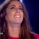 Anabel Pantoja abandona la casa sin parar de llorar