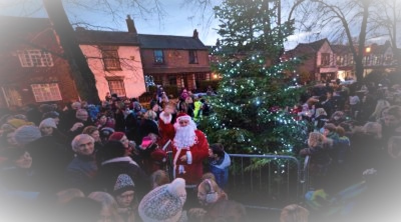 Councillors Helping Hand for Christmas – Thank You.