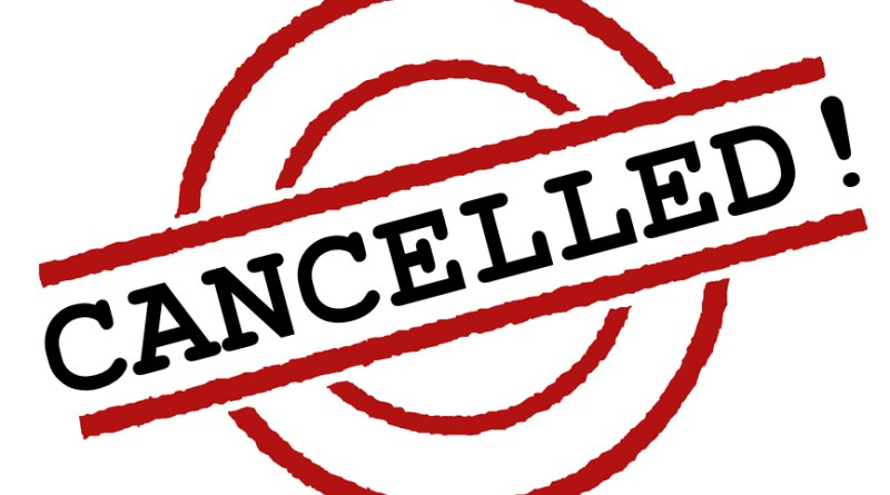 CANCELLED. AGM