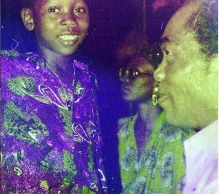 Seun Kuti Shares Rare Throwback Picture With His Father, Fela Kuti