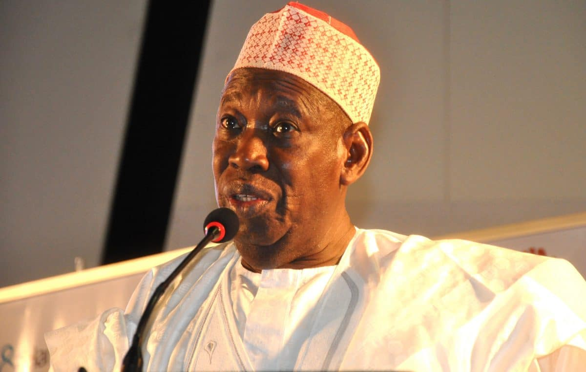 RUGA: Gov Ganduje urges Nigerian govt to ban herders coming in from other African countries