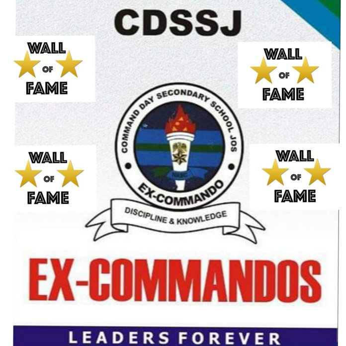 Ex-Commandos Reunion: Old students Plans Big for School, Propose Wall of Fame