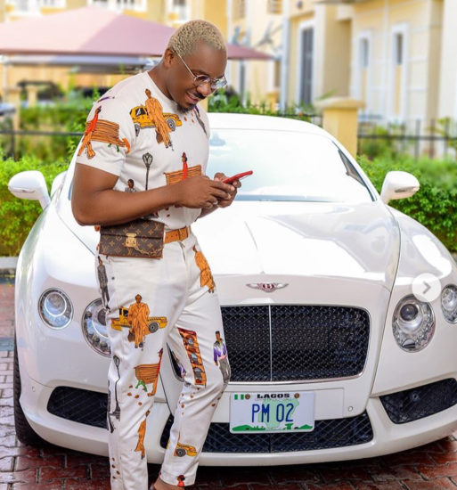 A beautiful lady isn't meant for only one man – Socialite Pretty Mike