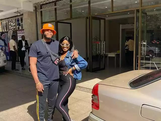 Esther and Frodd of BBNaija holiday together in Kigali days to Valentine