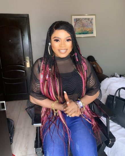 """I can't wait to be a mummy"" – Bobrisky claims he's pregnant"