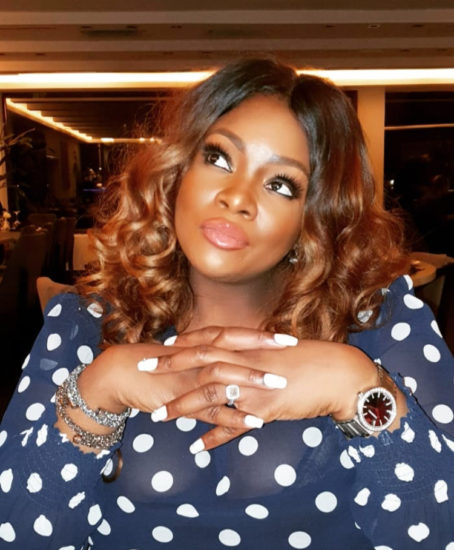 Toolz expresses shock after shares her staff asked her to transfer her entire salary to her church