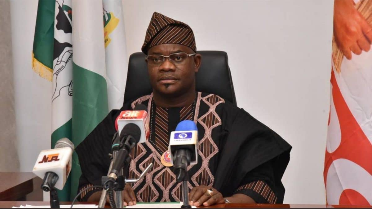 Gov. Bello suspends management of Kogi Revenue Service, gives reasons