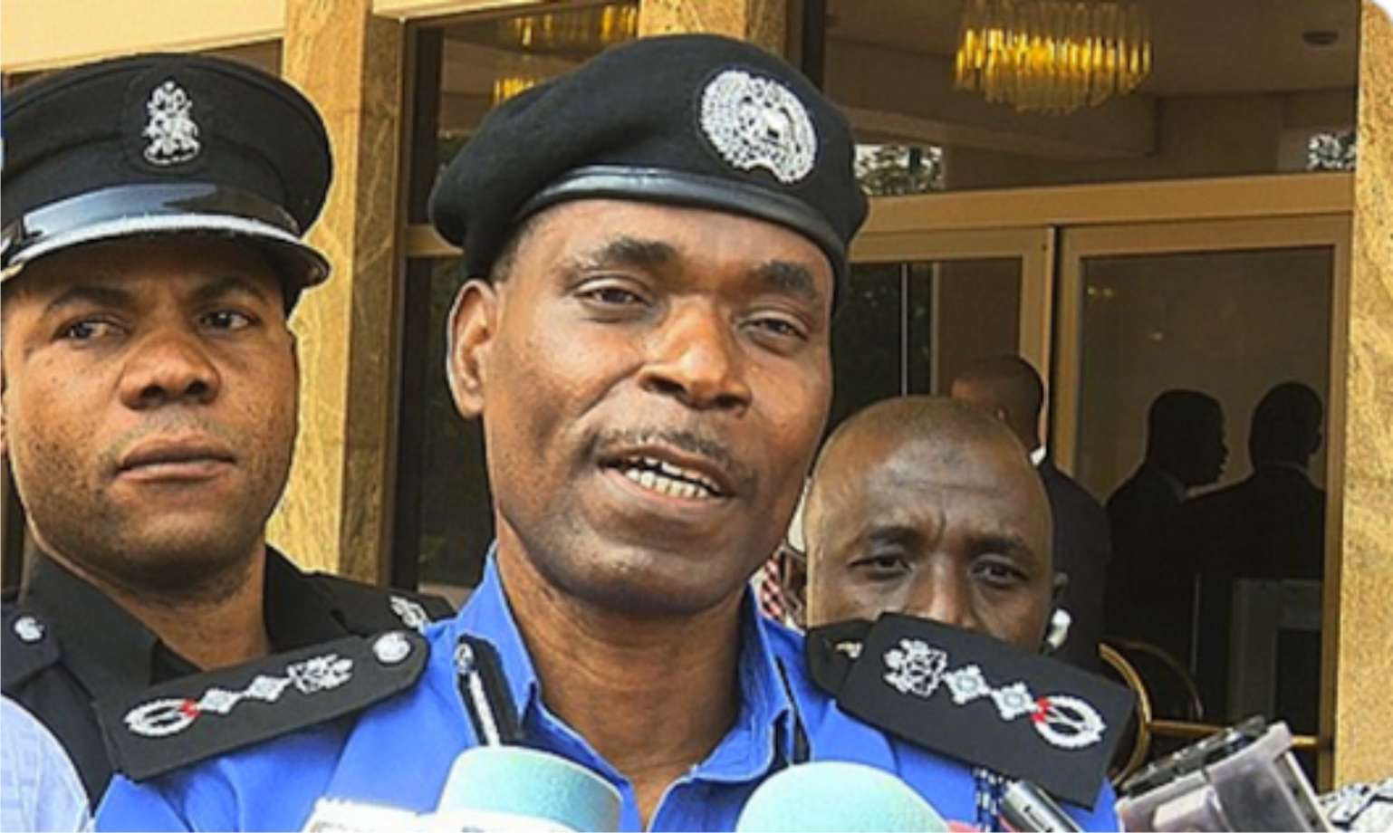 End SARS: Don't allow protests demoralise you, perform your duties – IG tells Oyo Police
