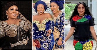 Shortly after her Talk About A New Beginning, Actress Wumi Toriola slams bestie Seyi Edun for only celebrating her online on her birthday