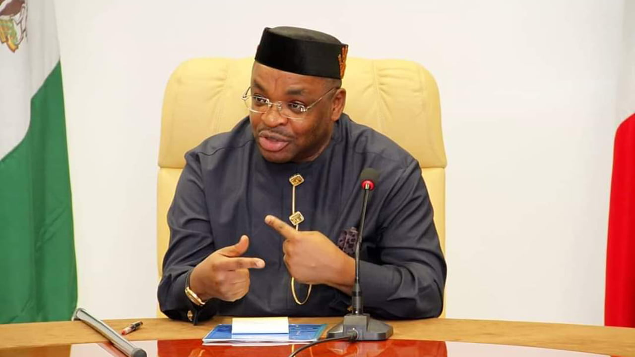 Agitations for 2023 succession plans unhelpful – Gov. Udom cautions