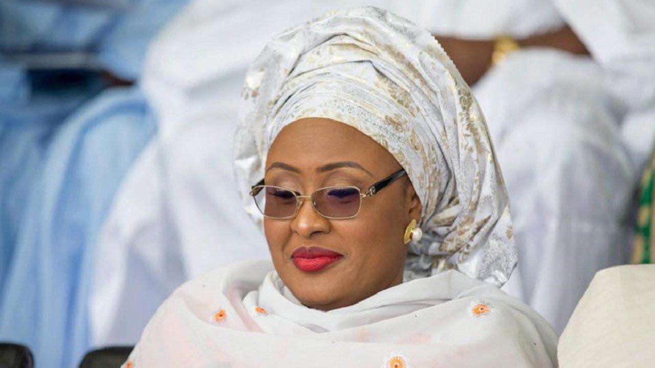 Aisha Buhari donates relief materials to Anambra State