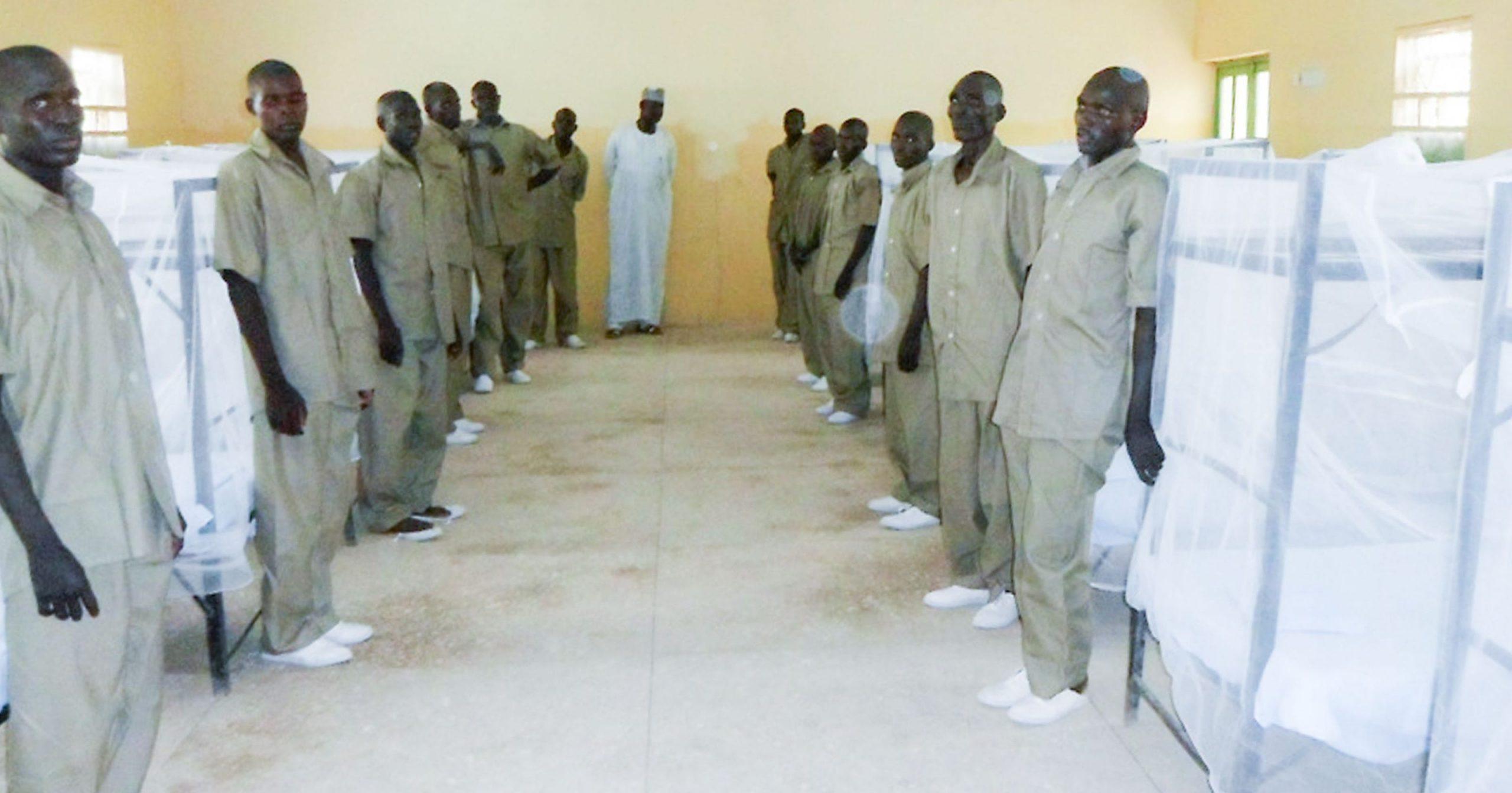602 repentant Boko Haram swears oath of allegiance to Nigeria