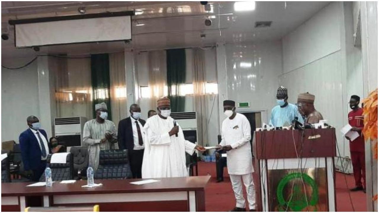 Nigerian govt inaugurates governing councils of 13 universities