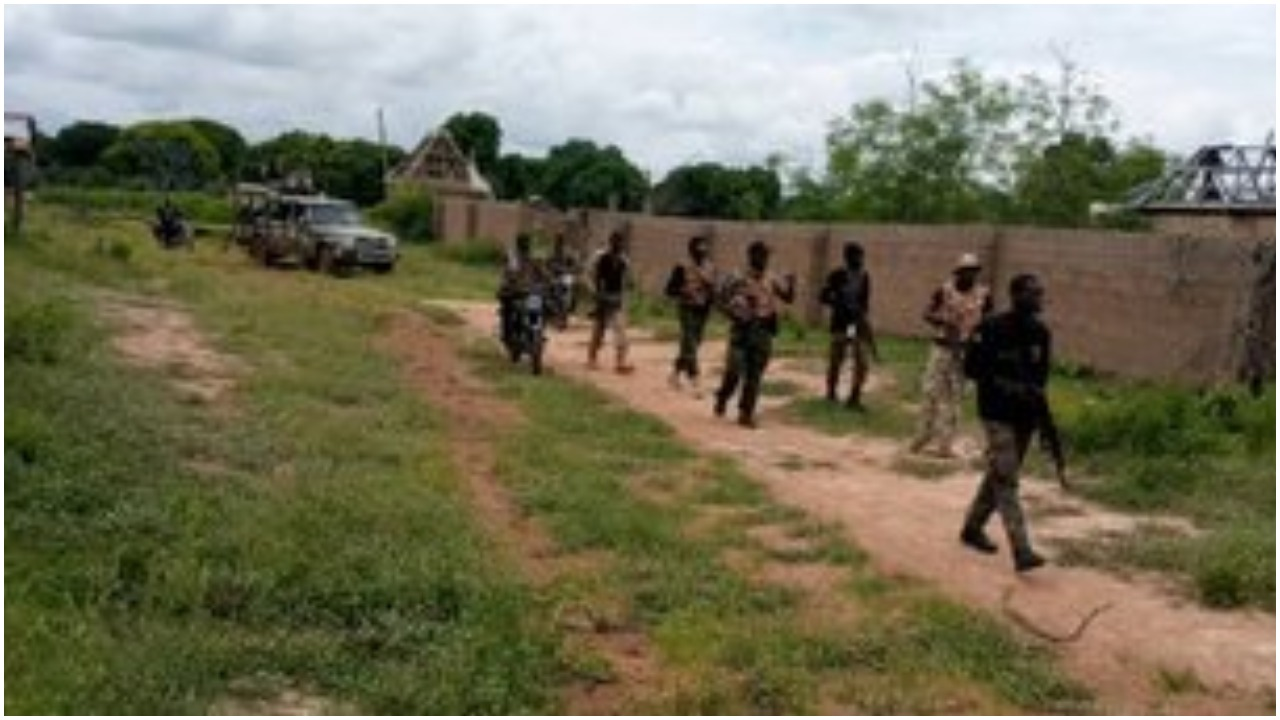 Troops kill notorious Kidnap leader, Zwa Ikyegh, rescue 32 victims in Benue [PHOTOS]
