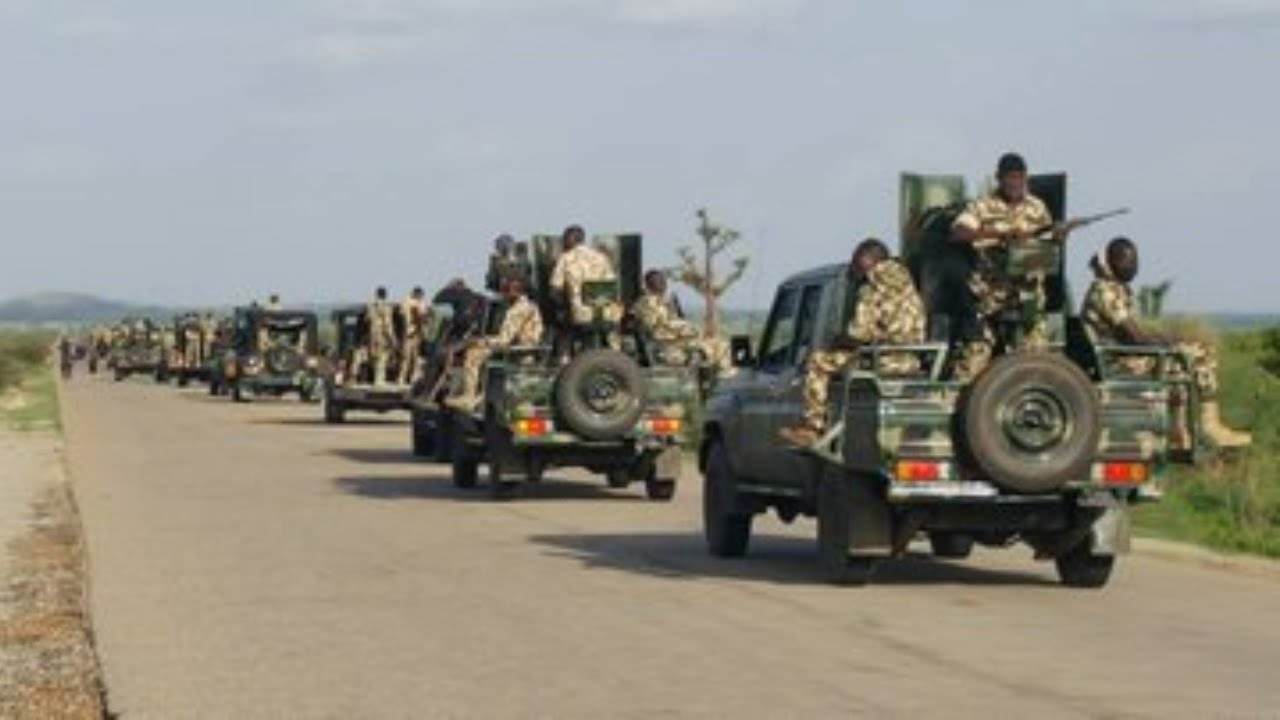 End SARS: Nigerian Army warned against using force on hoodlums, looters