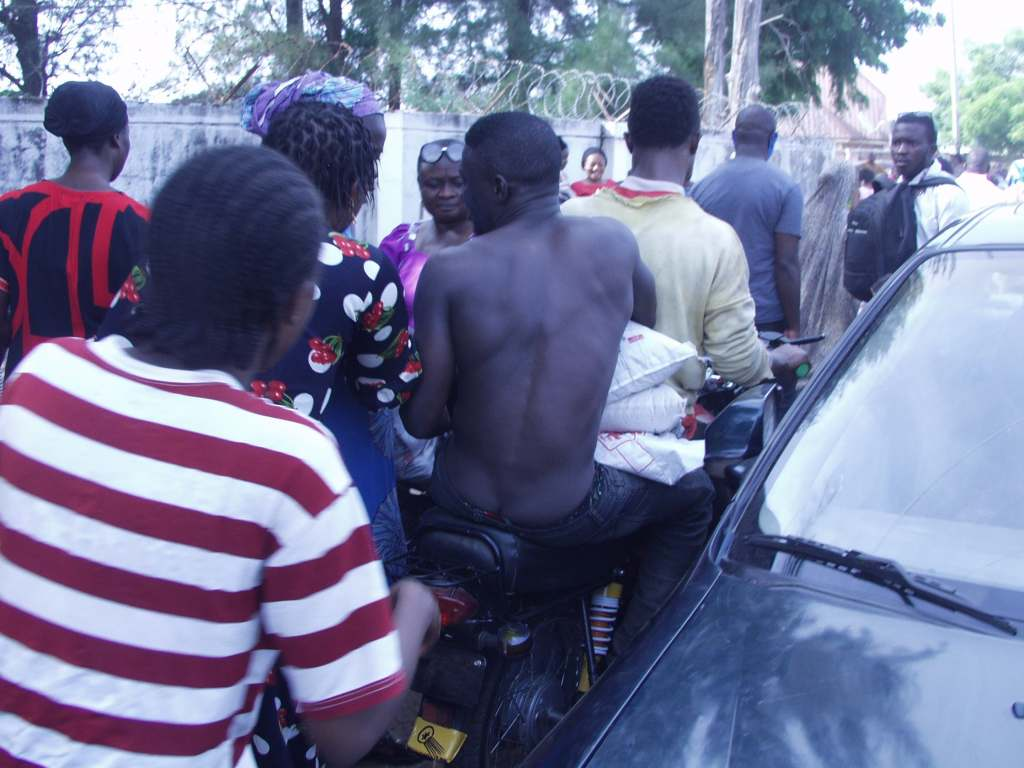 Food, drugs stolen from warehouse poisonous – Kaduna govt