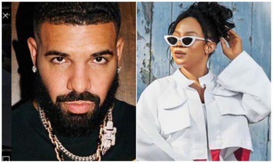 Toke Makinwa send birthday wishes to her baby daddy Drake