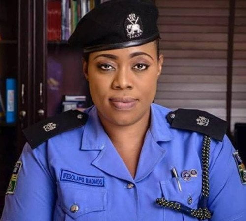 End SARS: Dolapo Badmus clears air on alleged dismissal from Police Force
