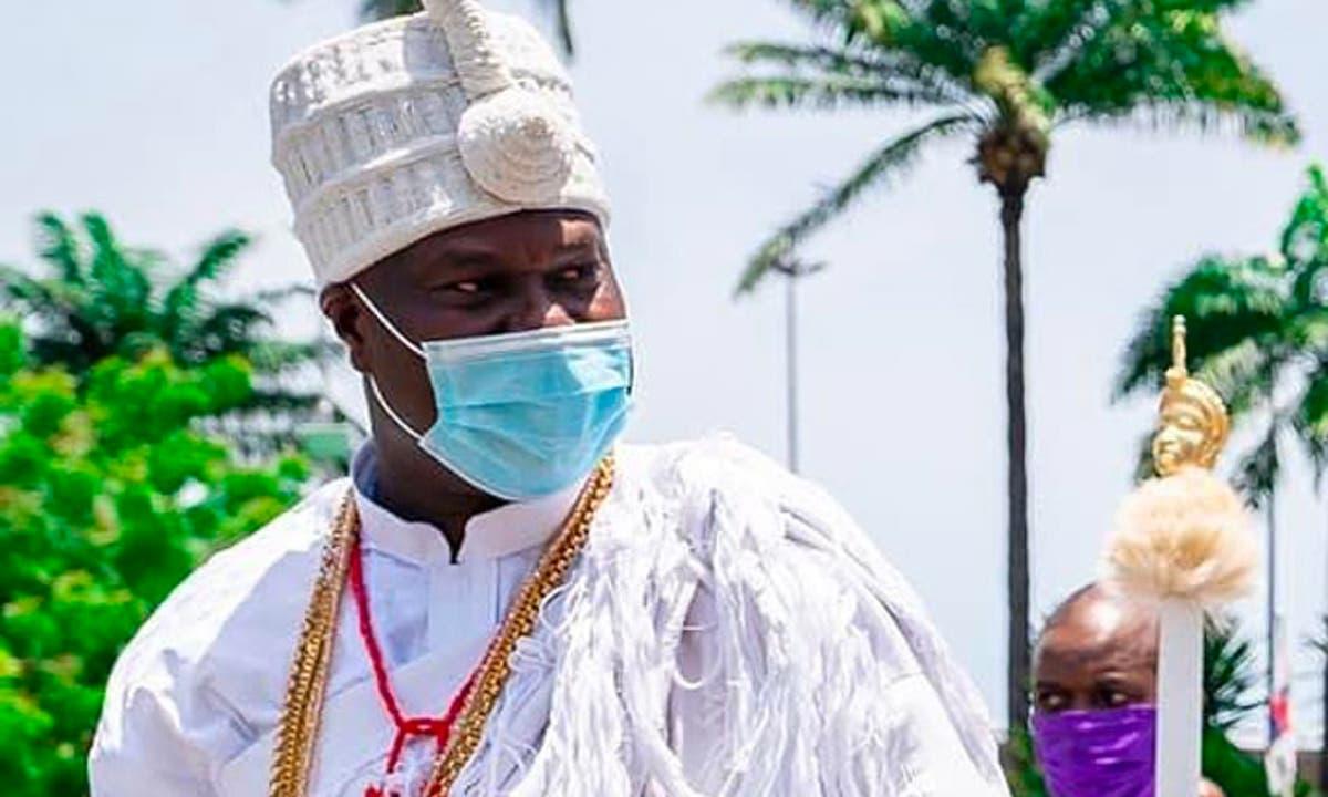 Lekki Massacre: Ooni of Ife condemns killings, calls govt, End SARS protesters to order