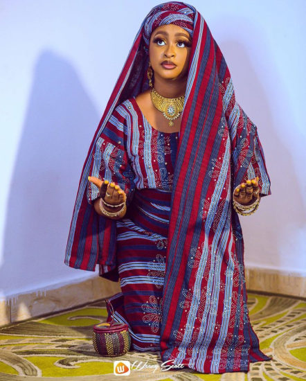 You make a mockery of God if you fear jazz — Actress Etinosa