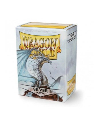 dragon shield silver