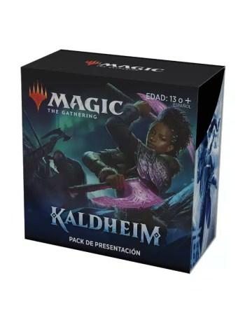 Pack Presentación - Kaldheim