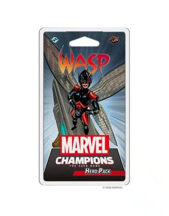 marvel champions lcg wasp