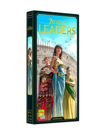 7 wonders Leaders 1
