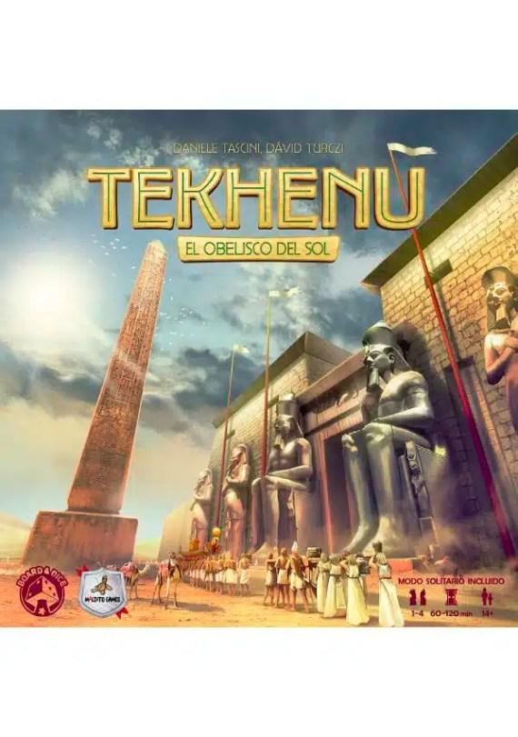 Takhenu juego de mesa