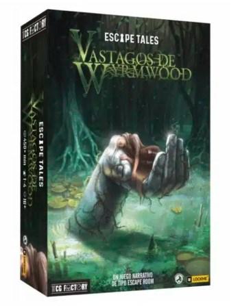 ESCAPE TALES VASTAGOS DE WYRMWOOD