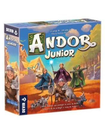Las Leyendas de Andor Junior