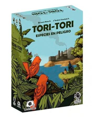 Tori Tori Especies en peligro