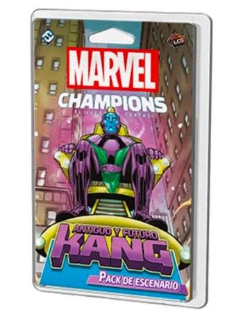 Marvel Champions - Antigua y Futuro Kang