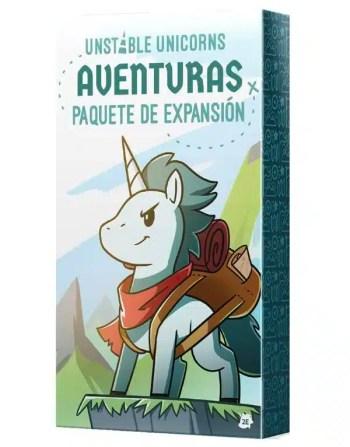Unstable Unicorns: Aventuras