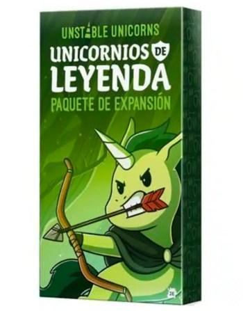 Unstable Unicorns: Unicornios de Leyenda