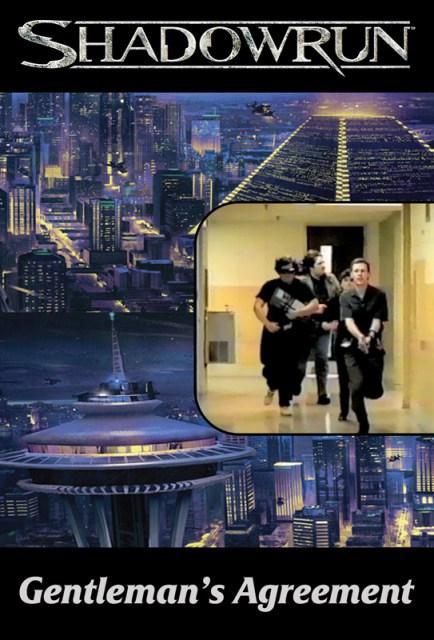 """""""Gentleman's Agreement"""" DVD cover"""