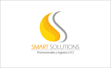 Client: smart solutions Work: Designing corporate identity