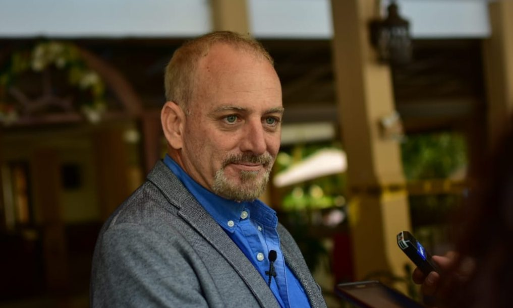 Alex Hasbún, Viceministro de Ambiente