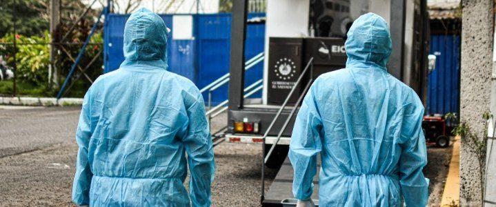 Salud confirma la cifra más alta de contagios diarios en El Salvador