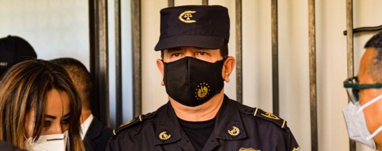 Director de la Policía enfrenta proceso penal por incumplimiento de deberes