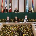 Firmantes defienden la importancia de los Acuerdos de Paz