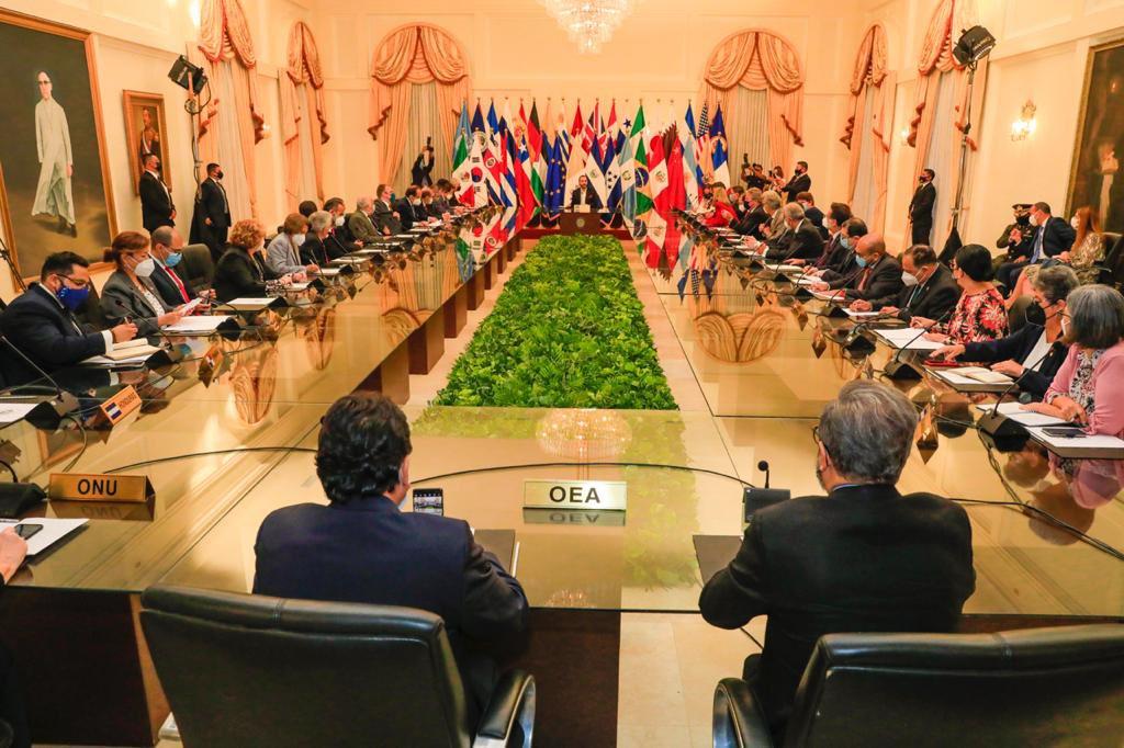 Bukele deslegitima informe de la OEA por incluir opinión de sociedad civil