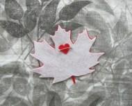 Red Leaf back