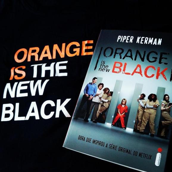 Orange is the new Black - livro - resenha