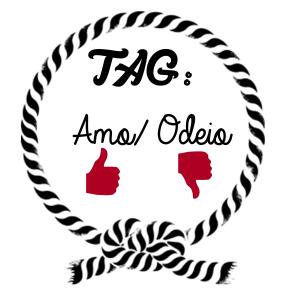 tag AMO ODEIO