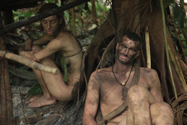 """Crédito: Discovery Brasil/Divulgação. Reality """"Largados e pelados: a tribo"""" estreia no canal Discovery Brasil no domingo (8/10/2015). O elenco do programa reúne alguns dos participantes mais famosos da versão original."""