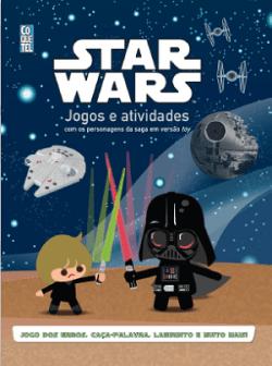 Star Wars - Jogos e atividades - lançamento - Pixel Media - GatoQueFlutua